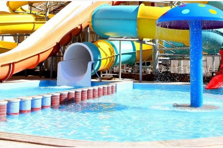 King Tut Aqua Park Beach Resosrt 4*