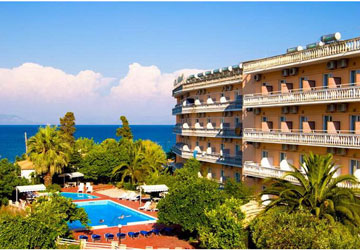 Hotel Potamaki Beach 3*