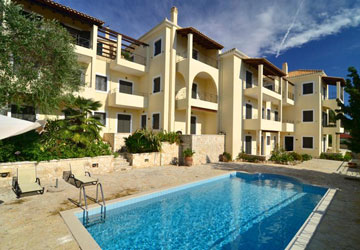 Vila Nirides (luxury apartments)